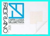 Carta da lucido millimetrata