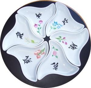 Antipastiera cinese