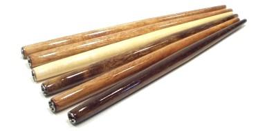Cannucce in legno